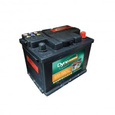 BATTERIE SEMI-TRACTION 12V 60AH/C20 50AH/C5 A TERM