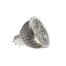 FR_MR16 LED SPOTLIGHTS,DC12V 4W,C.CT 3000K,MR16 BASE, DIMMABLE 280LM