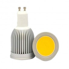 FR_MR16 COB LED SPOTLIGHTS, DC12V 5W, C.CT 3000K, MR16 BASE, DIMMABLE 350LM