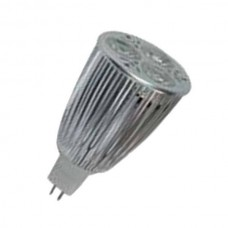 FR_MR16 LED SPOTLIGHTS,DC12V 6W,C.CT 3000K,MR16 BASE, DIMMABLE 400LM
