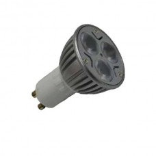 FR_GU5,3 LED SPOTLIGHTS,85-265V 3W,C.CT 3000K,GU5.3 BASE, DIMMABLE 220LM