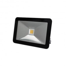FR_LED FLOOD LIGHT 20W ZWART,WARMWIT