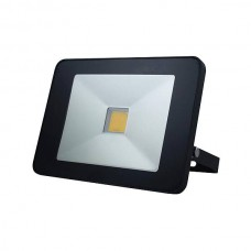 FR_LED FLOOD LIGHT 30W MET BEWEGINGSMELDER ZWART, NEUTRAALWIT