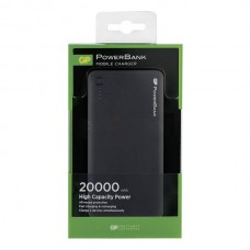 FR_GP POWERBANK LI-ION 3C20A 20000MAH GRIJS