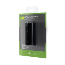 FR_GP POWERBANK LI-ION 1C02A 2600MAH ZWART