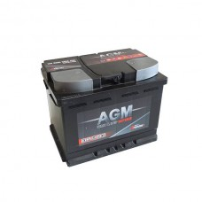 BATTERIE DE DÉMARRAGE AGM 60AH 640A +RL START/STOP PERFORMANT