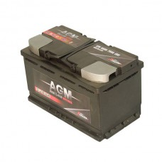 BATTERIE DE DÉMARRAGE AGM 80AH 840A +RL START/STOP PERFORMANT