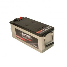 BATTERIE DE DÉMARRAGE AGM 140AH 950A +LK START/STOP PERFORMANT