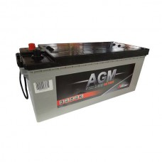 BATTERIE DE DÉMARRAGE AGM 170AH 1050A +LK START/STOP PERFORMANT